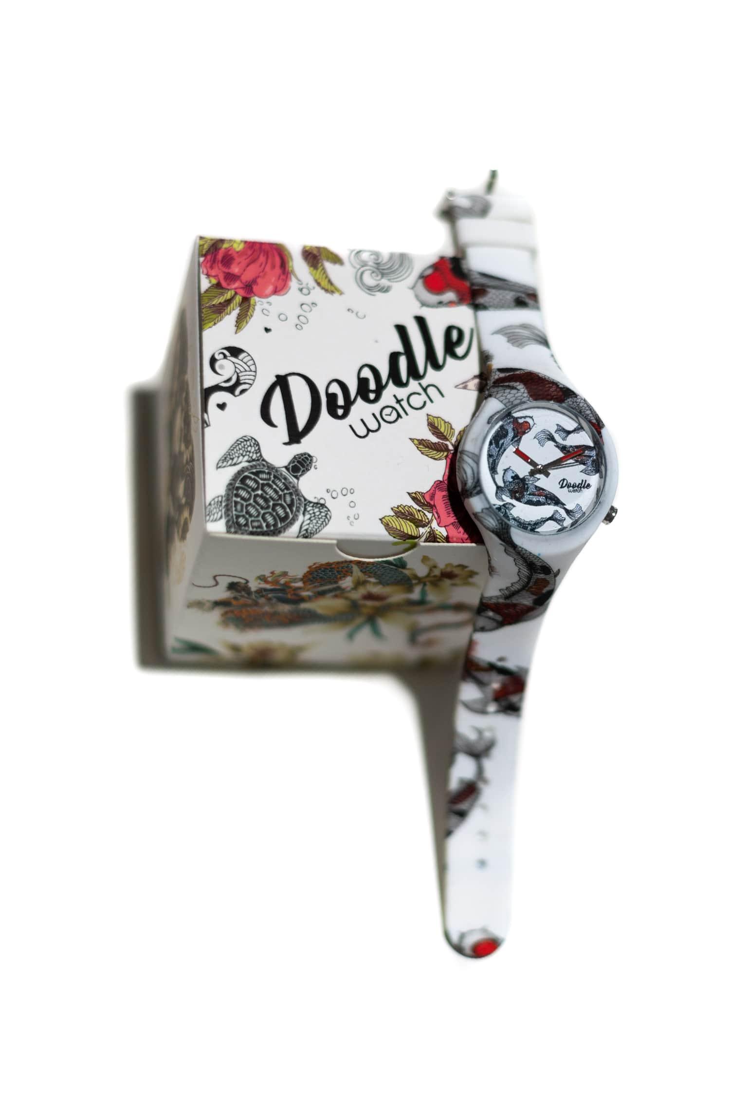 Orologio unisex Doodle Watch fantasia oriental