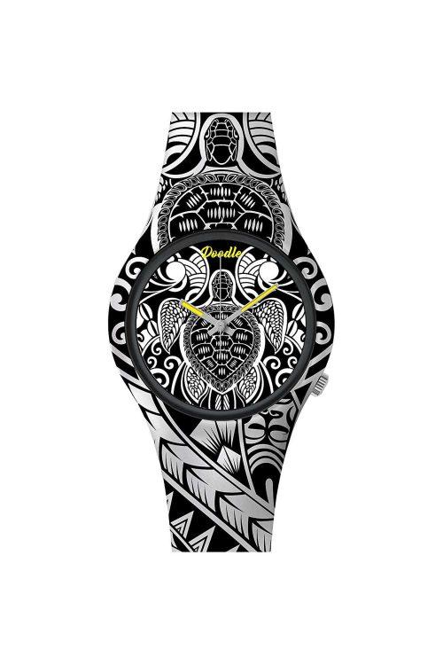 Orologio unisex Doodle Watch fantasia tattoo