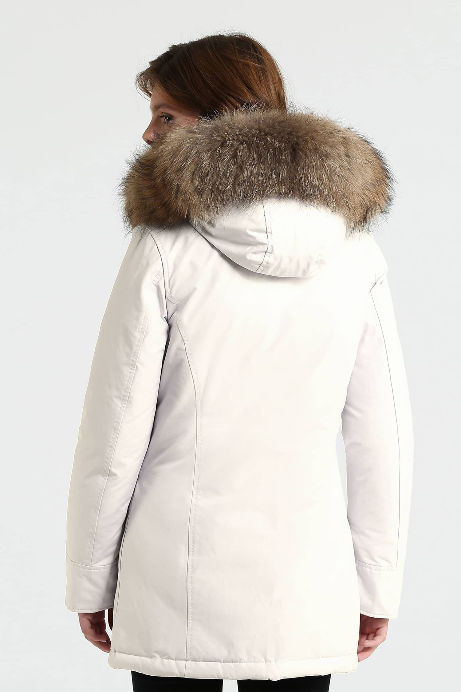 low priced 07a7a 292b1 Woolrich Arctic Parka con Pelliccia