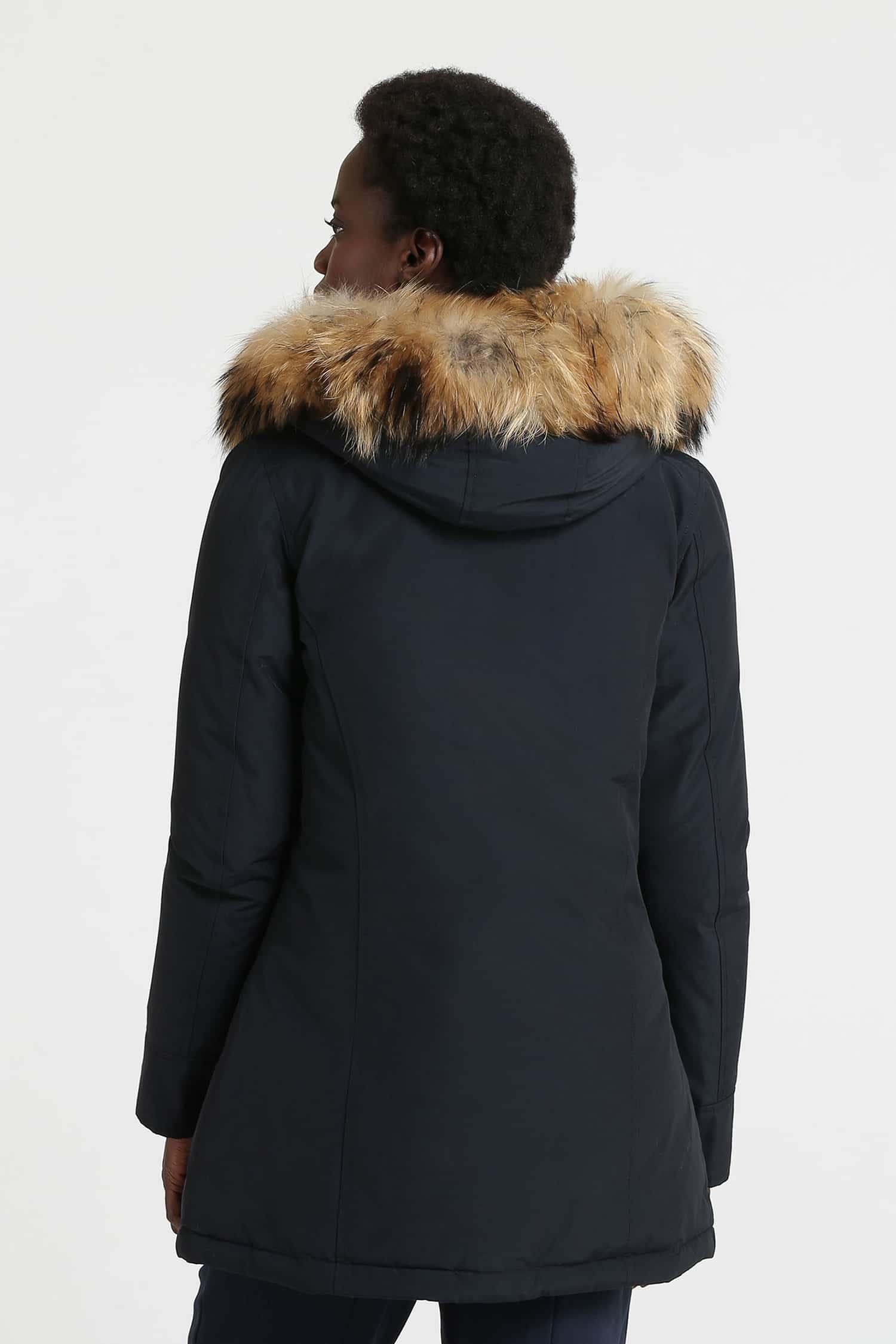 low priced f7a87 f2b7d Woolrich Arctic Parka con Pelliccia