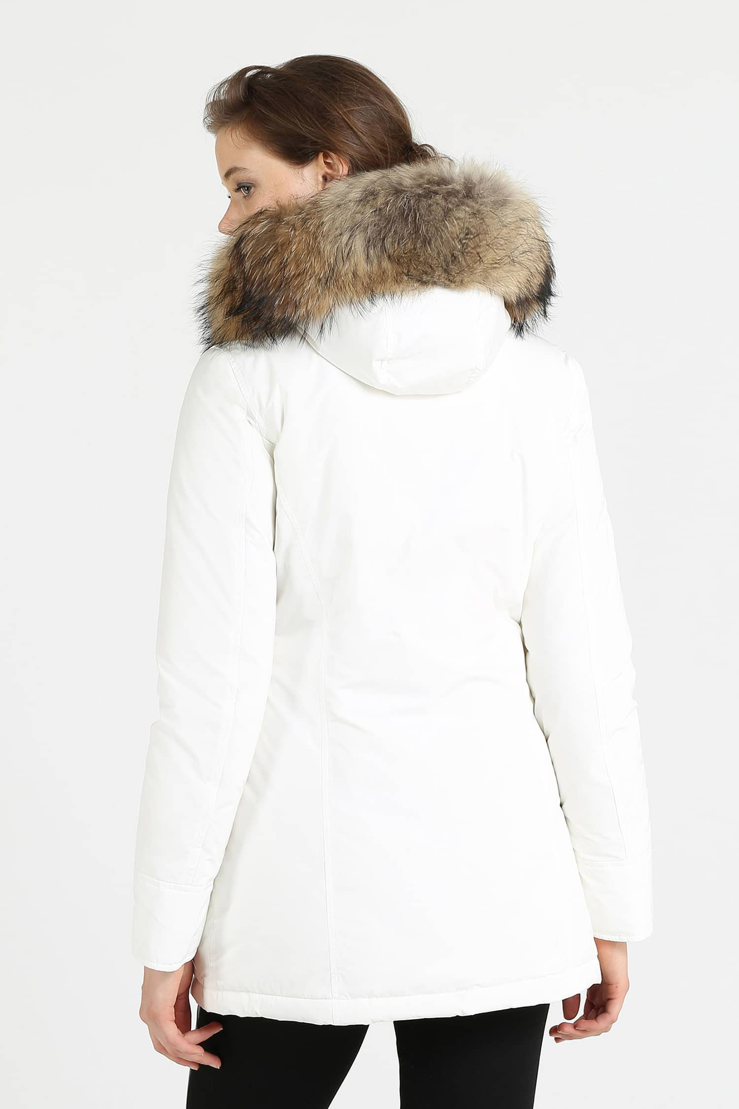 check out 6b59a 2e744 Woolrich Luxury Arctic Parka