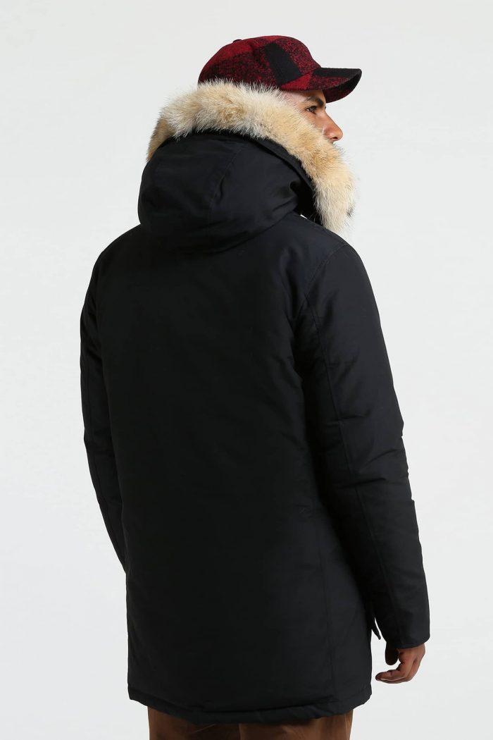 Woolrich Arctic Parka Df nero uomo