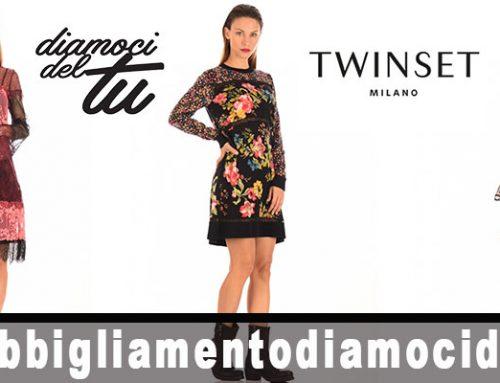 Twin Set – abbigliamento per donne eleganti, che amano i colori tenui e le linee romantiche