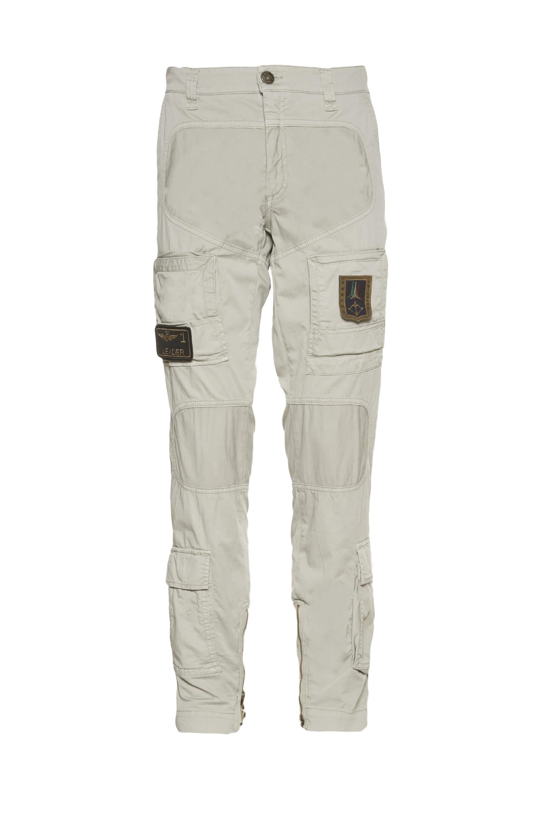 fornire un'ampia selezione di Promozione delle vendite brillantezza del colore Aeronautica Militare Pantalone modello Anti-g